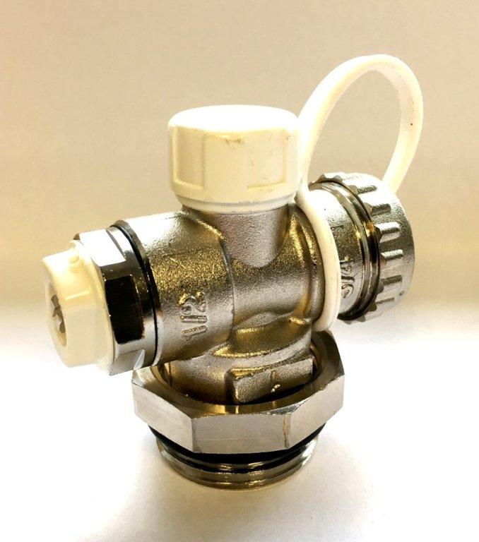 einstellen der pumpe beim festwertregelset