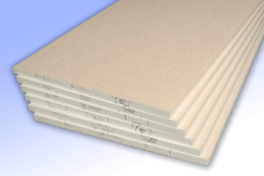 Fußboden Styropor Verlegen ~ Fußbodenheizung styropor eps deo wlg mm m² ve
